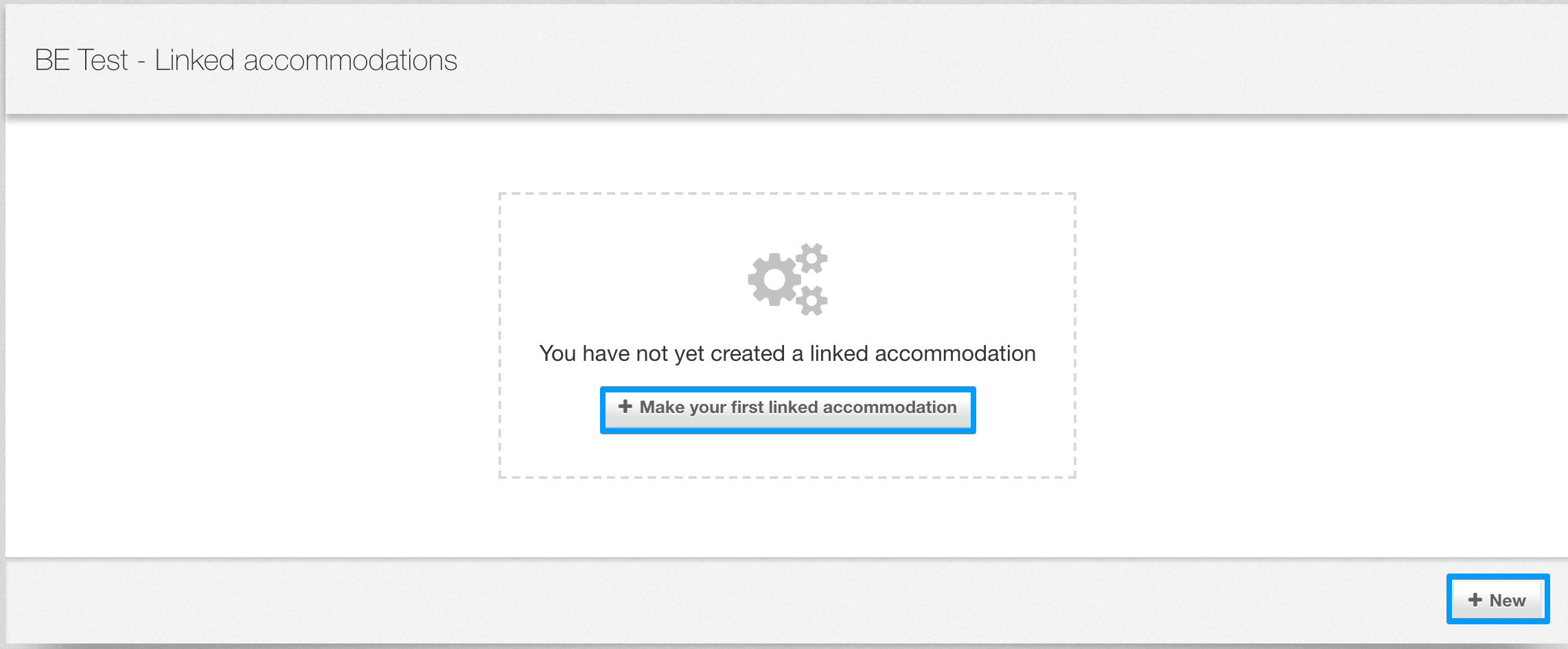 Link accommodations